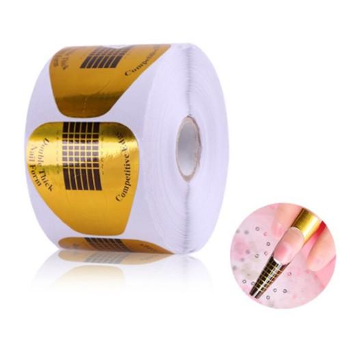Molde para uñas acrílicas y gel UV