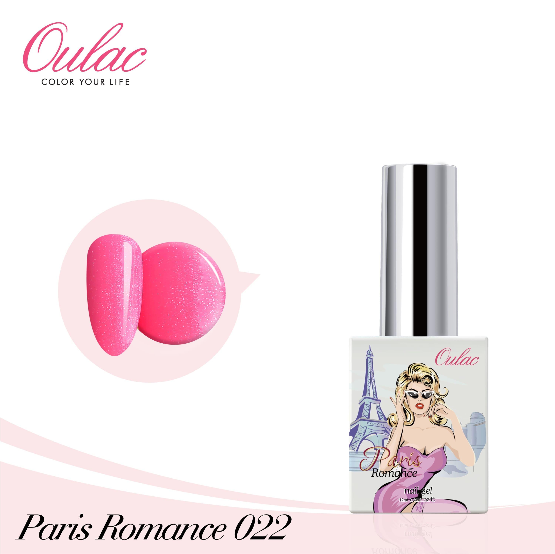 Oul'ac Paris Romance 22