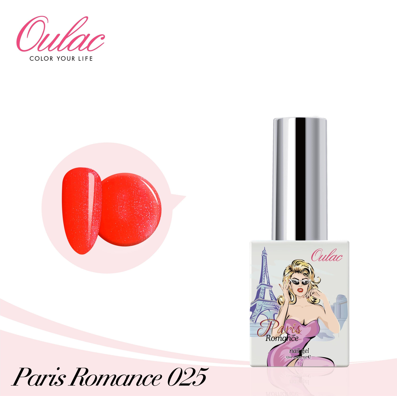 Oul'ac Paris Romance 25