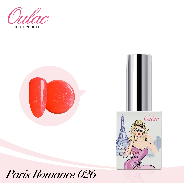 Oul'ac Paris Romance 26