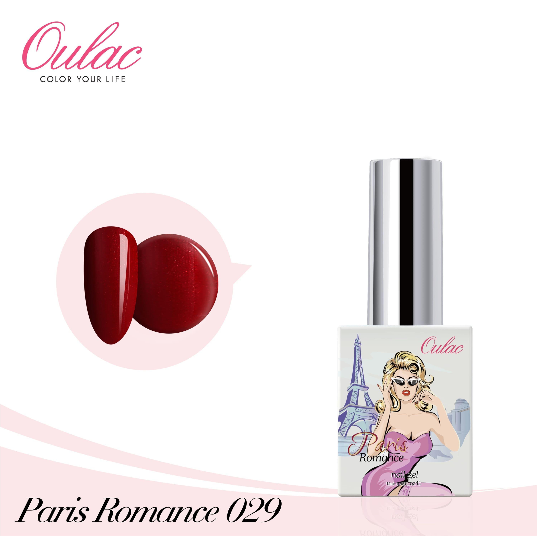 Oul'ac Paris Romance 29