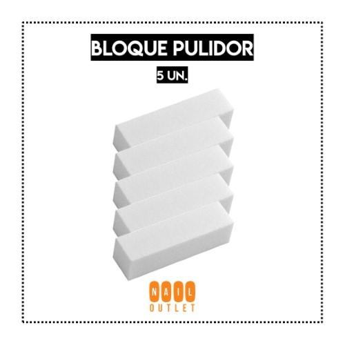5x Bloque Pulidor