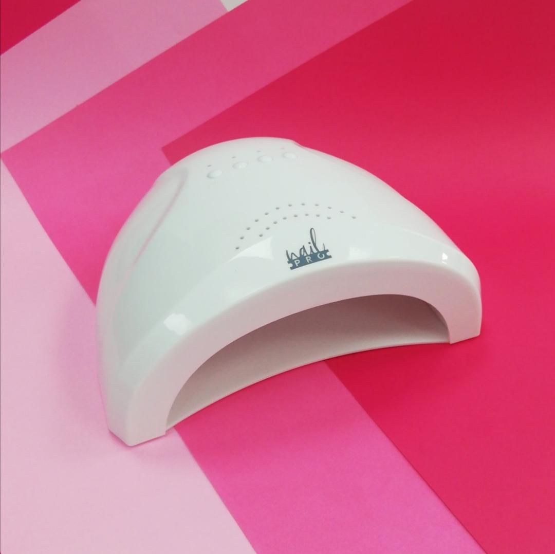 Lámpara Nail Pro  24/48W LED/UV