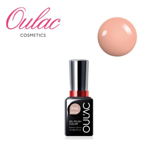 OULAC Esmalte Permanente Hard Gel Pink