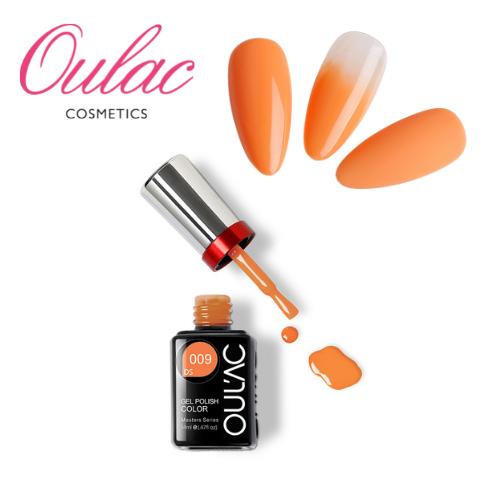 OULAC MASTER Esmalte Permanente DS009 Naranjo Pastel