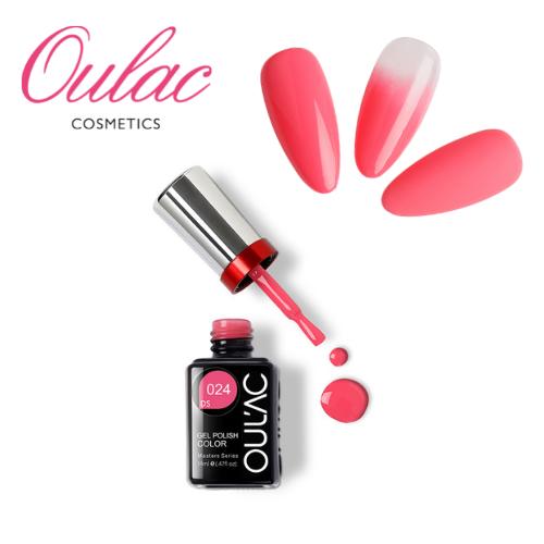 OULAC MASTER Esmalte Permanente DS024 Rosa Coral