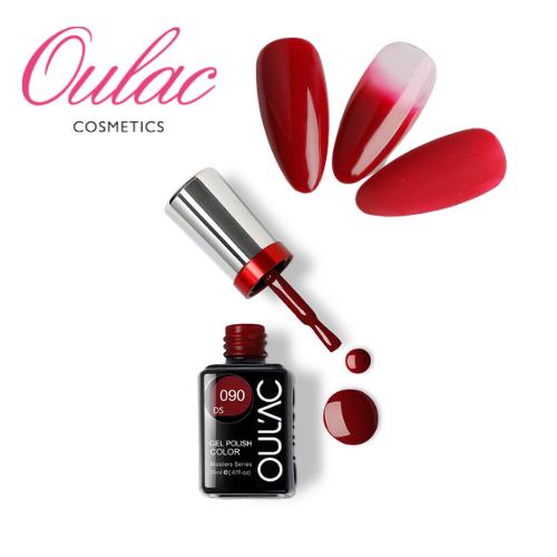 OULAC MASTER Esmalte Permanente DS090 Rojo Clásico