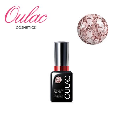 OUL'AC MASTER Esmalte Permanente DSY001 Glitter Rosa