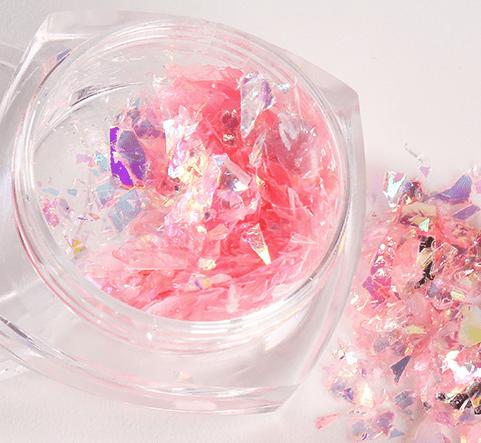 Papel nacarado rosado 04