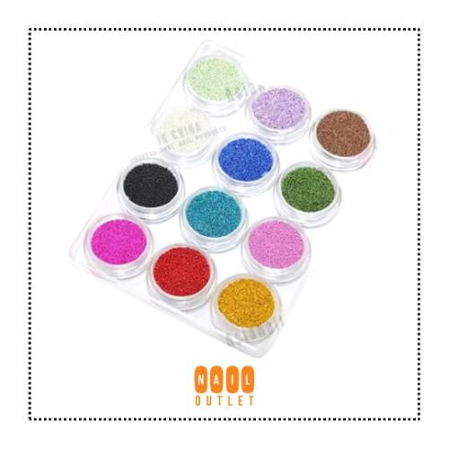 Set de 12 beads decorativos #1