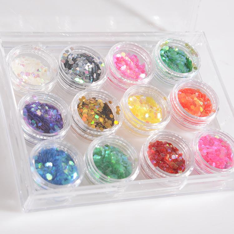 Set de 12 Glitter #3